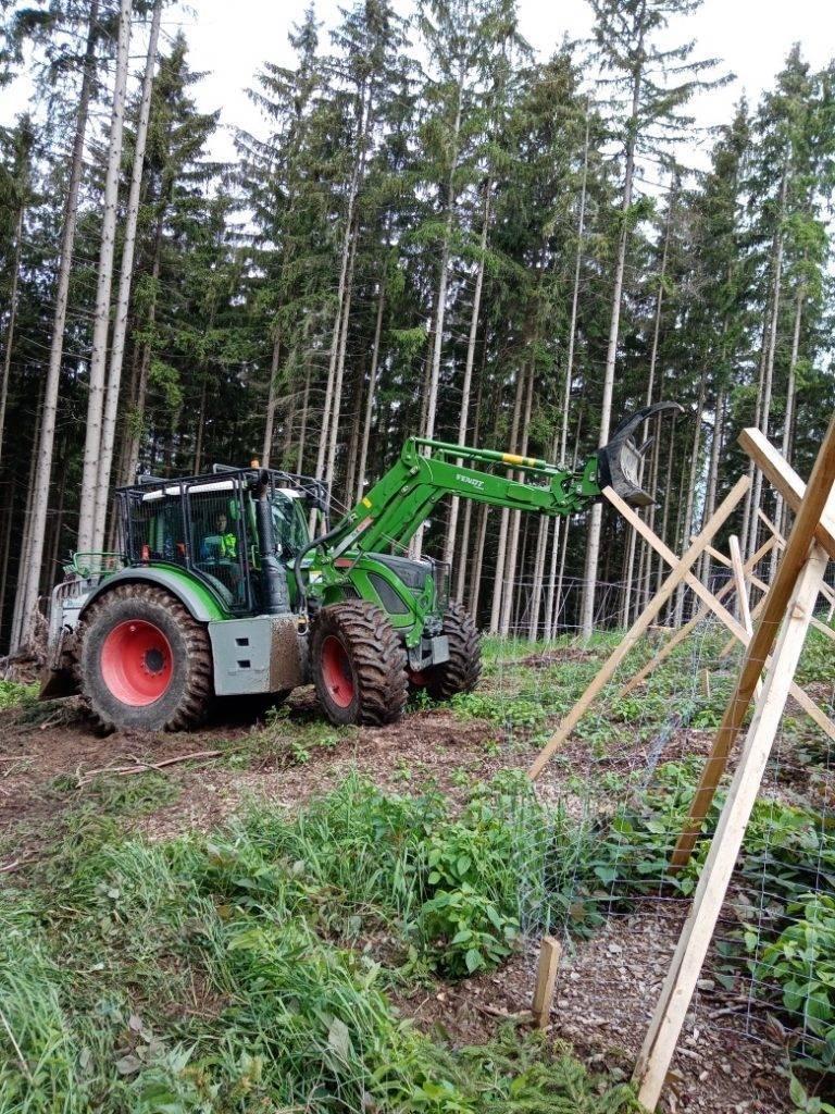 těžba dřeva Českomoravská lesní a.s., Svitavy